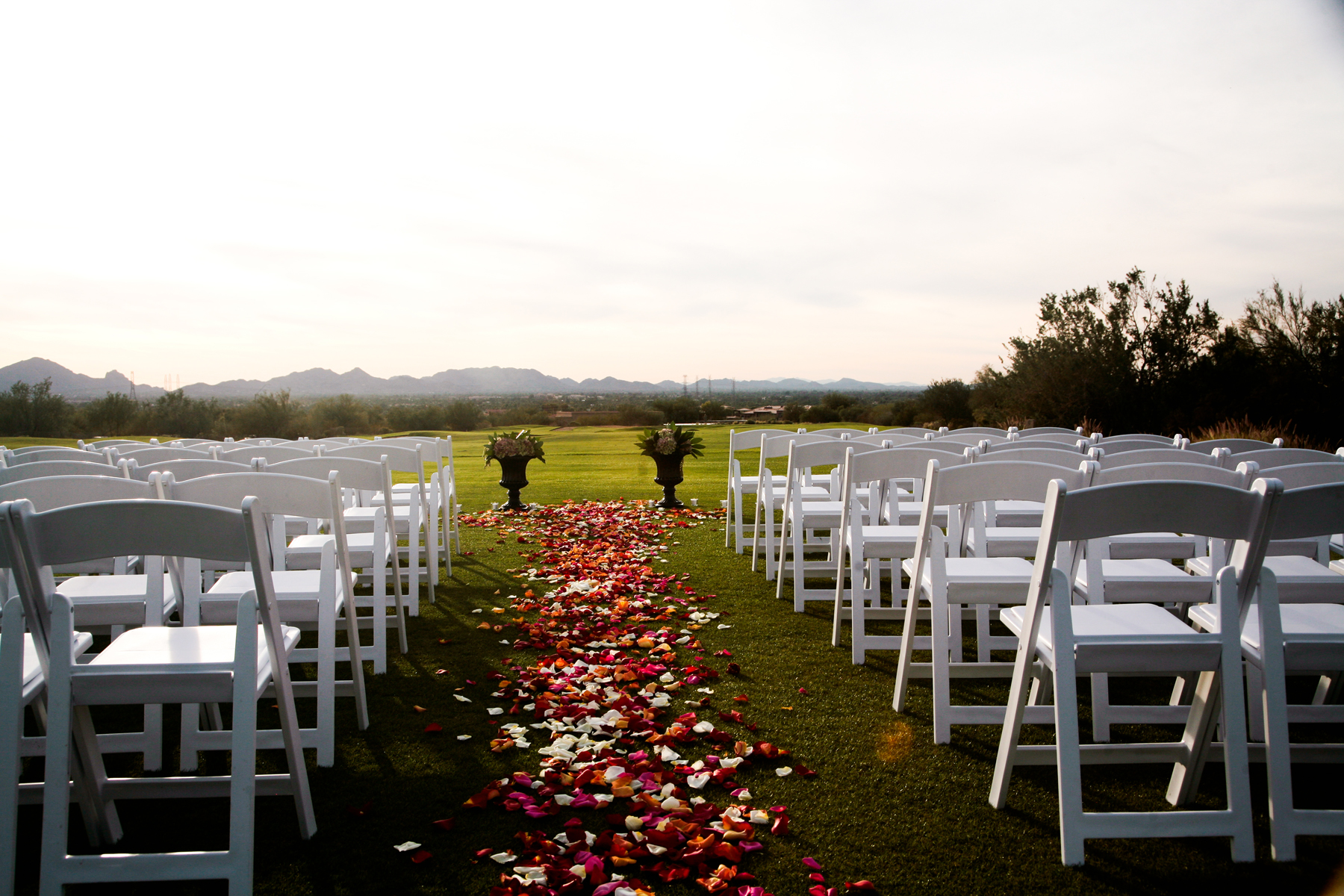 Scottsdale Golf Weddings